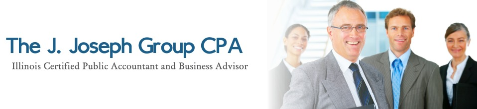 The J. Joseph Group CPA Logo